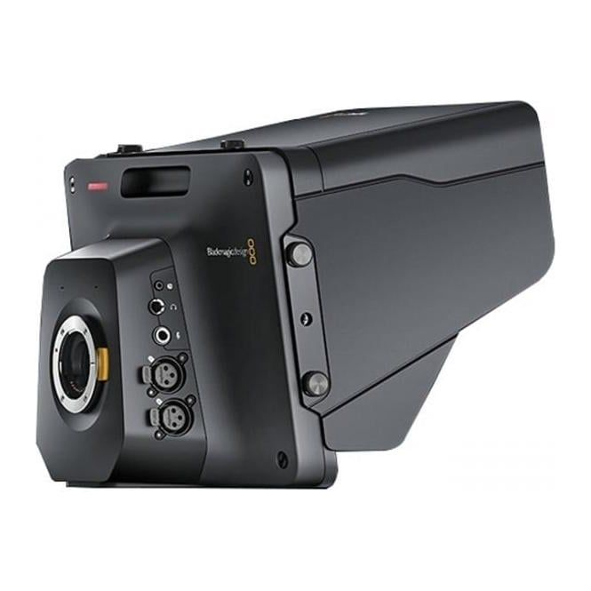 Blackmagic Design Studio Camera (Without Fibre SFP Module & Built in Battery)