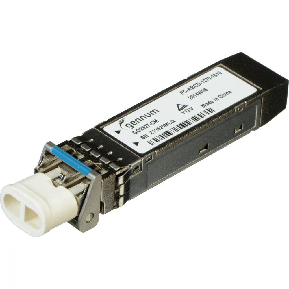 AJA 2-Channel Single Mode LC Fibre Receiver SFP