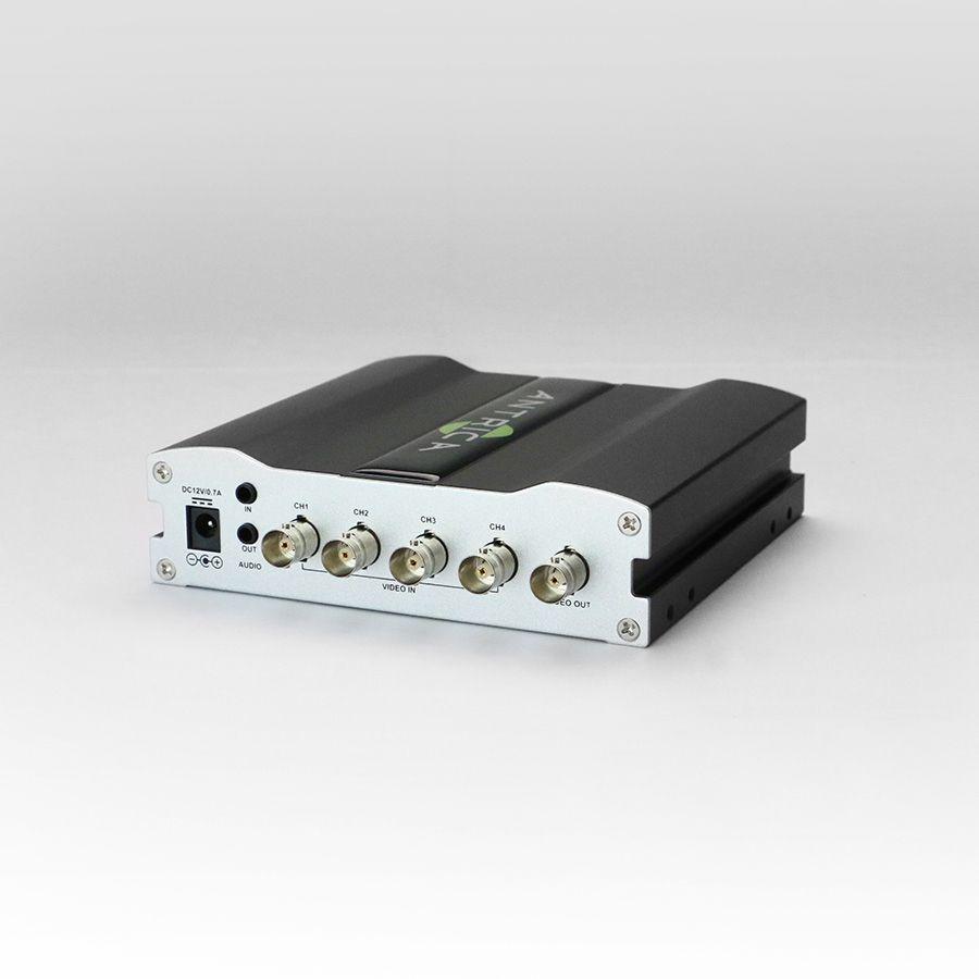 Antrica Quad Composite/D1 SD Encoder