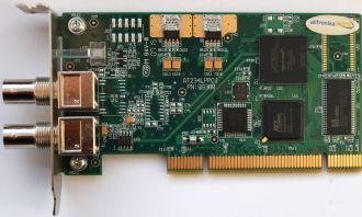 Alitronika DVB-ASI Output Card