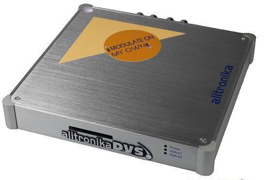Alitronika DVB-T/H/C Modulator (USB)