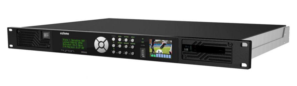 Ateme DR5000 Kyrion Single channel multi-CODEC IRD - EX-Demo