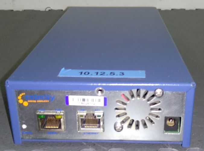 Ex-demo Exterity AvediaStream g4130 Dual DVB-T TVgateway