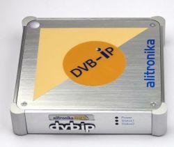 Alitronika DVB-ASI Player/Recorder & IP Converter