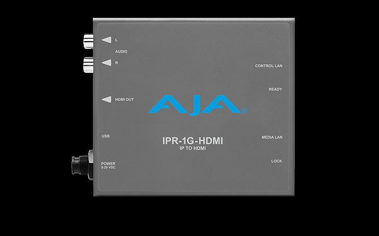 AJA HDMI AV to JPEG 2000 Mini-Converter