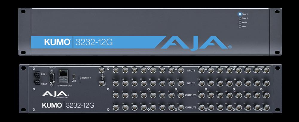 AJA KUMO 32x32 SDI Router