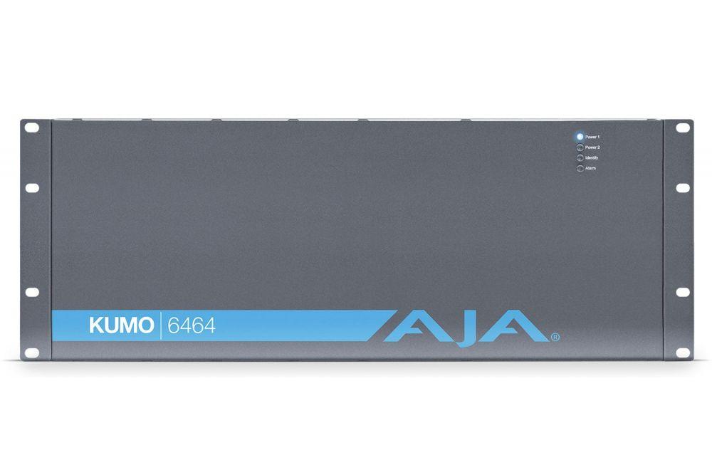AJA KUMO 64x64 3G-SDI Router