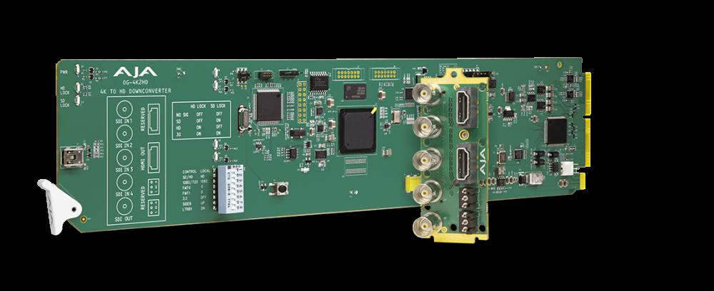 openGear UHD-SDI Down-Converter
