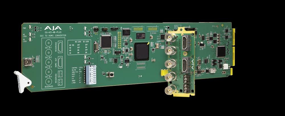 openGear 3G-SDI to HDMI 2.0 Converter
