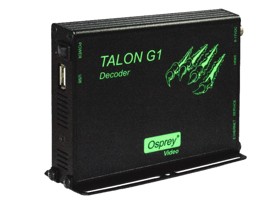 Osprey Talon G1 Decoder HDMI