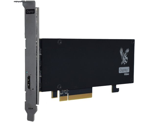 Osprey 1214 HDMI 2.0 4K60 PCIe Capture Card