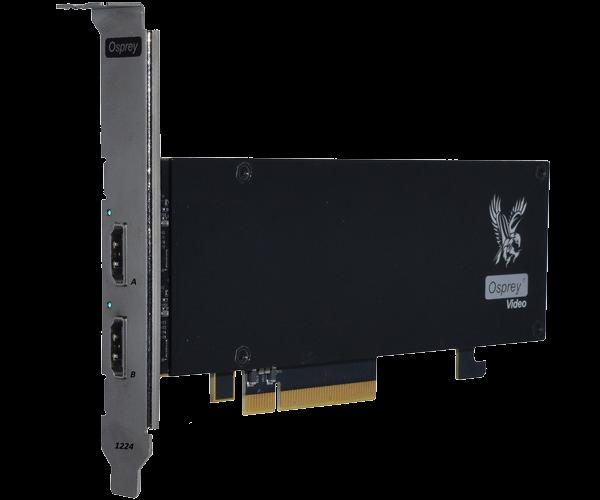 Osprey 1224 HDMI 2.0 4K60 PCIe Capture Card