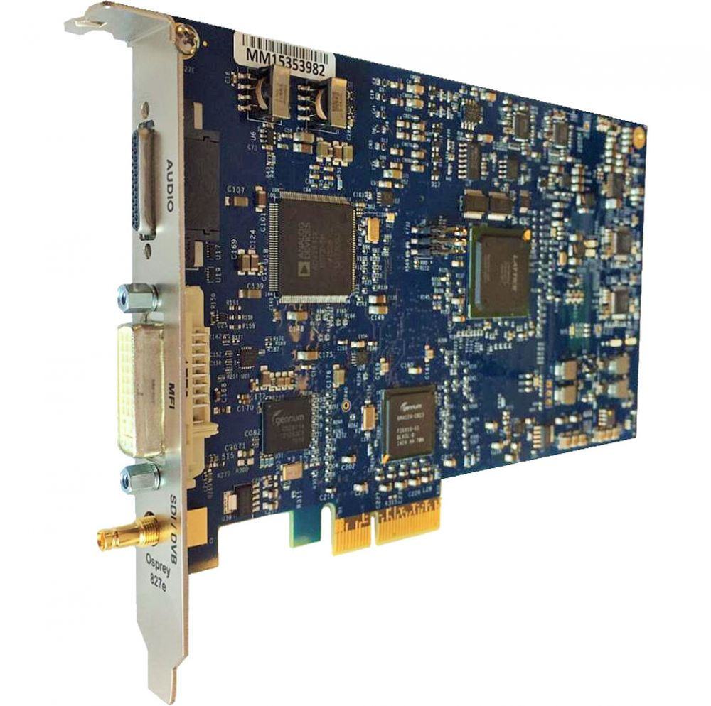 Osprey 827e - 2 Channel Multi Input Capture Card