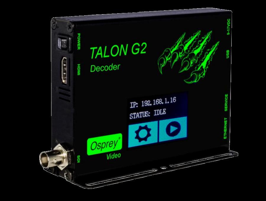 Osprey Talon G2 Decoder SDI & HDMI