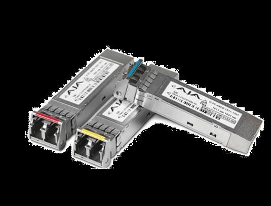 AJA 2-Channel 3G MM LC Fibre Receiver SFP