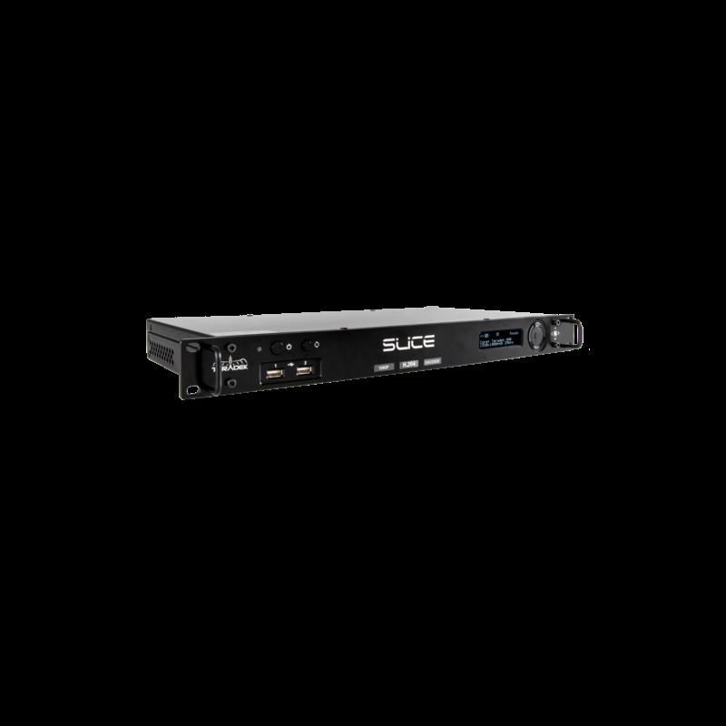 Teradek Slice-876 HEVC 4K SDI/HDMI Decoder (1RU, WiFi)