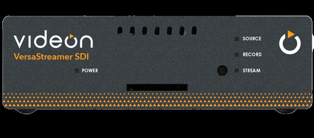 VersaStreamer SDI HEVC/H.264 encoder