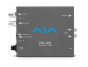 AJA 12G-SDI to HDMI 2.0 Mini-Converter w/ Fibre Transceiver
