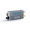 AJA 2-Channel 12G-SDI to SM LC Fibre Transmitter