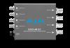 AJA 4-Channel SM ST Fibre to 3G-SDI Receiver